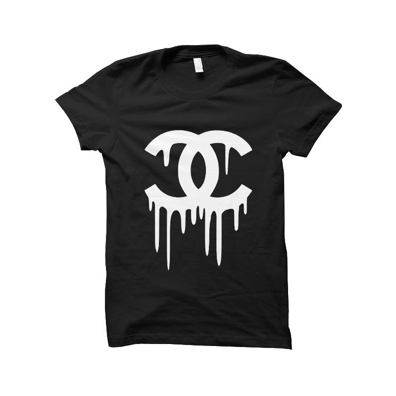 Tee Shirt Chanel Degoulinant