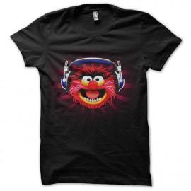 tee shirt animal dj les muppets