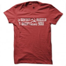 tee shirt union sovietique URSS