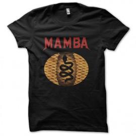tee shirt kill bill black mamba