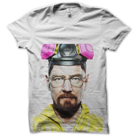 tee shirt heinsenberg walter white chimiste