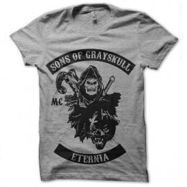 tee shirt sons of grayskull musclor