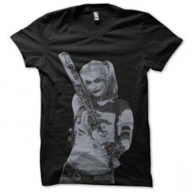 tee shirt harley quinn suicide squad trame