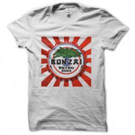 tee shirt bonzai records retro rave