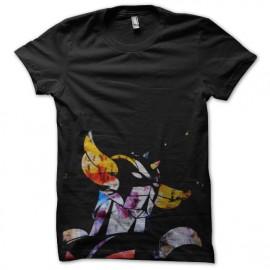 tee shirt goldorak vintage trame