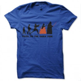 tee shirt star wars dark side path