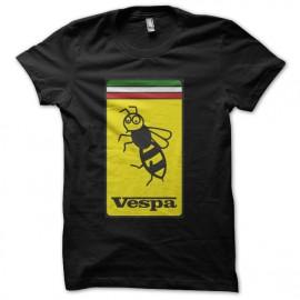 tee shirt vespa abeille