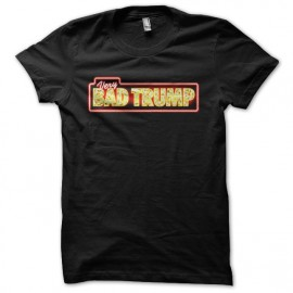 tee shirt very bad trump les guignols