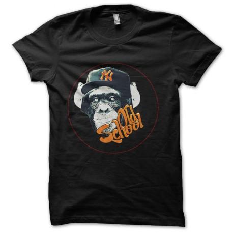 tee shirt new york yankee singe old school