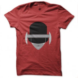 tee shirt bioman force rouge