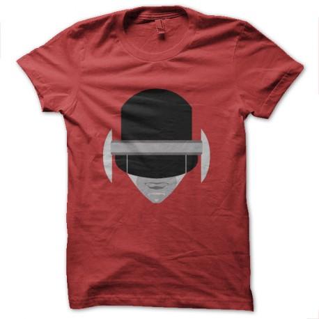 tee shirt bioman force rouge