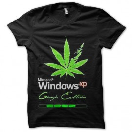 tee shirt micropot windows ganja