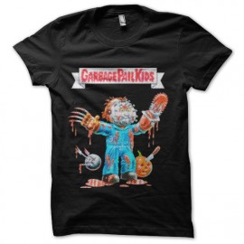 tee shirt les crados freddy gore