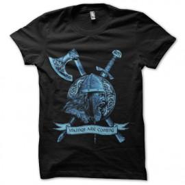 tee shirt vikings are coming