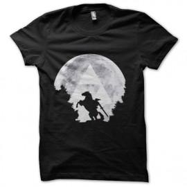 tee shirt link zelda au clair de lune