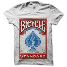 tee shirt bicycle cartes a jouer