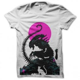 tee shirt alien totem genesis