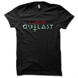 tee shirt outlast i survived