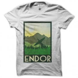tee shirt endor ewoks star wars