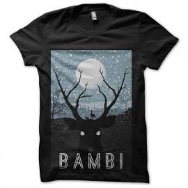 tee shirt dark bambi