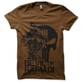 tee shirt devil ramadi chris kyle s
