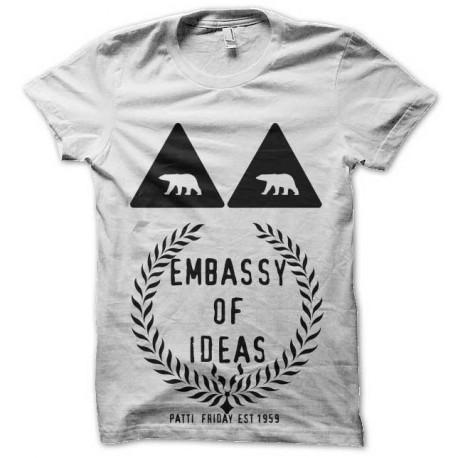 tee shirt embassy of ideas