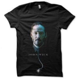 tee shirt john wick portrait