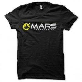 tee shirt mars terraforming