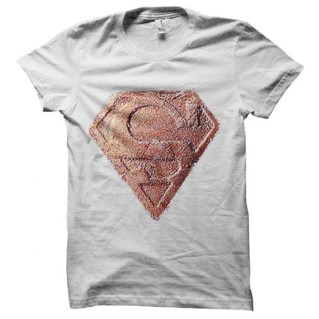 tee shirt mdma superman ecstazy