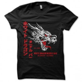 tee shirt white dragon blade runner