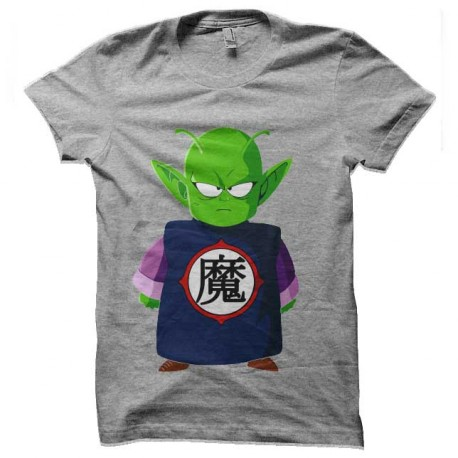 tee shirt piccolo satan kid dragon ball