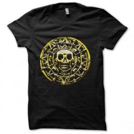 tee shirt piece or maudite pirates des caraibes