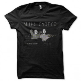 tee shirt milky chance affiche