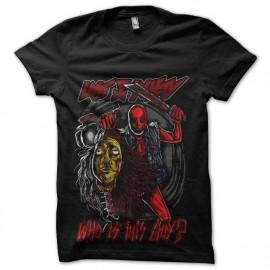 tee shirt slayer horreur show