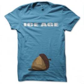 tee shirt age de glace noisette