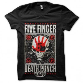 tee shirt five finger death punch one punch man