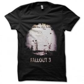 tee shirt fallout 3 poster