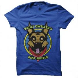 tee shirt fallout shelter vault dweller