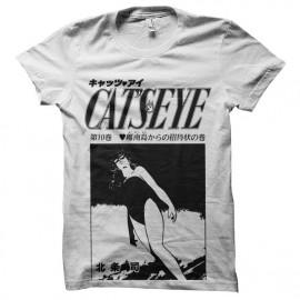 tee shirt catseye manga