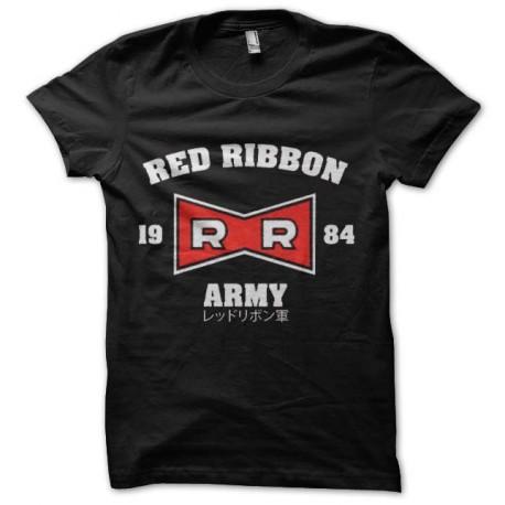 tee shirt armee du ruban rouge version japonaise