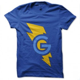 tee shirt super grover logo