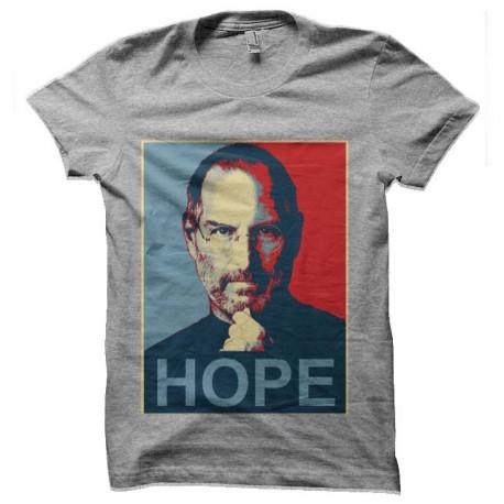 tee shirt steve job hope