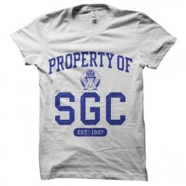 tee shirt property of fgc stargate