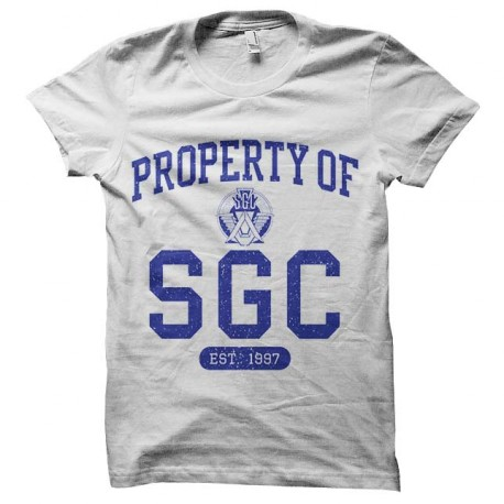 tee shirt property of fgc stargate