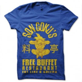 tee shirt dragon ball free buffet