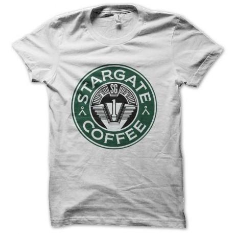 tee shirt stargate coffee
