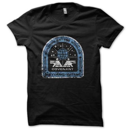 tee shirt weyland yutani alien covenant