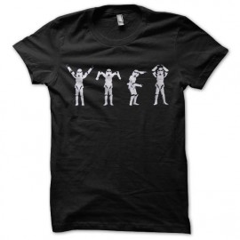tee shirt stormtrooper break dance star wars