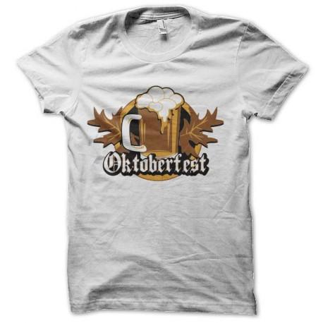 tee shirt oktoberfest biere