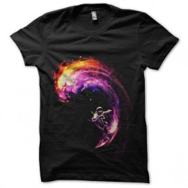 tee shirt le surfeur galactique